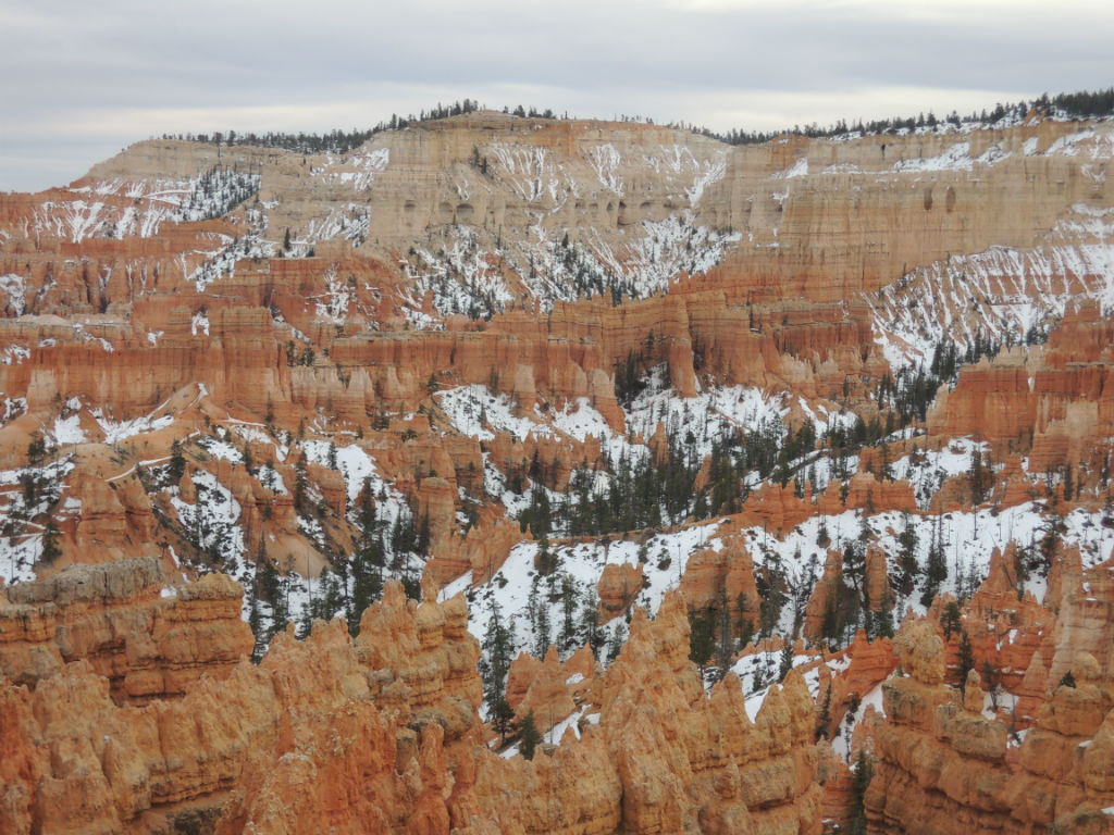 Bryce Canyon Winter8