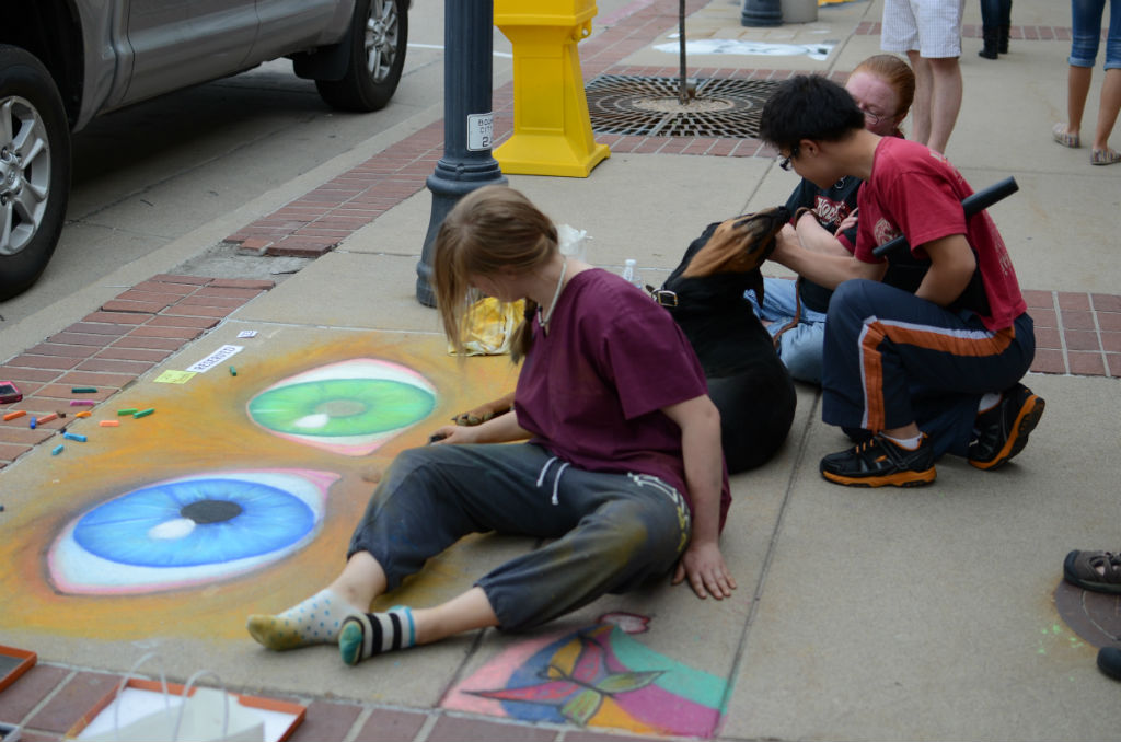 Chalk Festival3