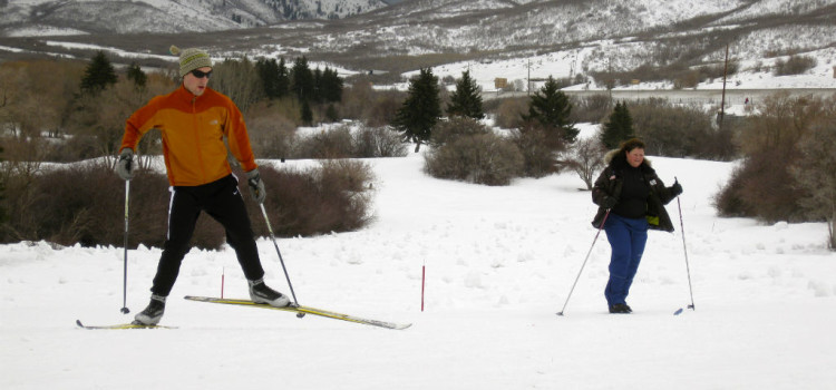 Skate Skiing Round 2