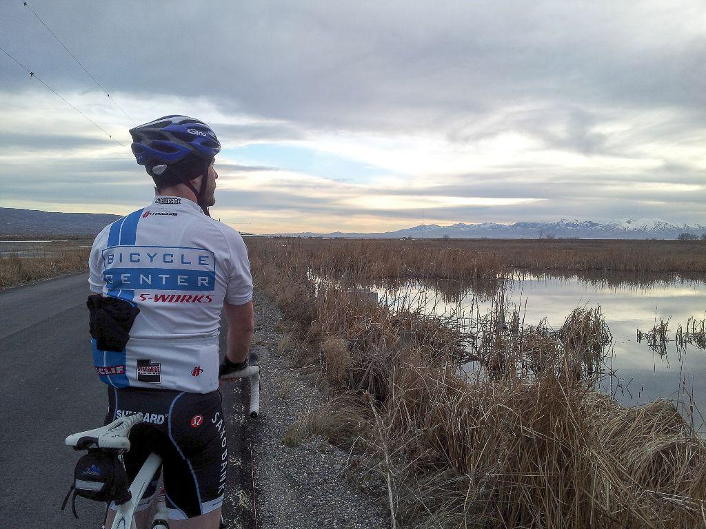 February Bike Ride