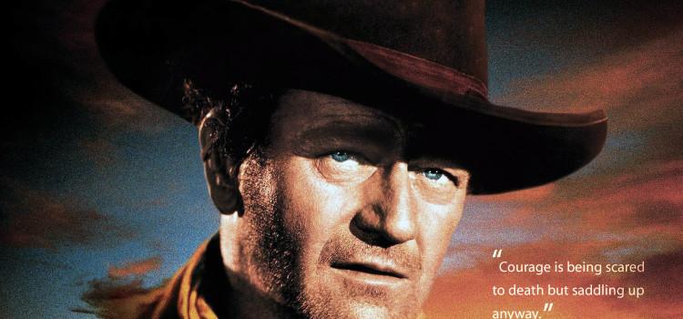 John Wayne, Dog Calendars, and Etc.