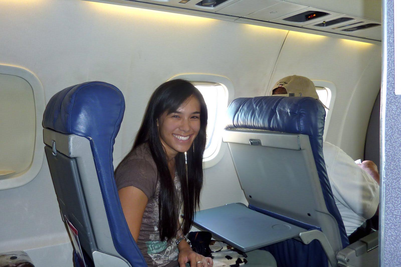 Whoohoo! First class!